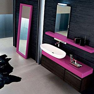 innovativo ed esclusivo arredo bagno