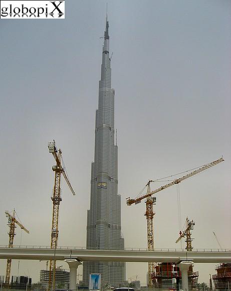Inaugurato a dubai il grattacielo pi alto e soave del - Dubai grattacielo piu alto ...