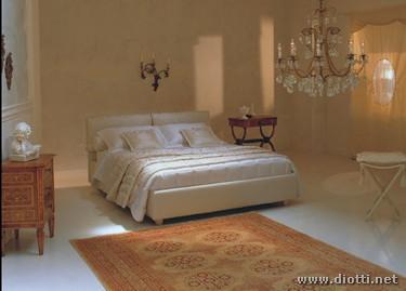 Nuova camera da letto classica denominata vivian for Nuova casa classica