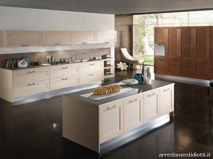 La ditta diotti arredamenti propone esclusiva cucina for Diotti arredamenti