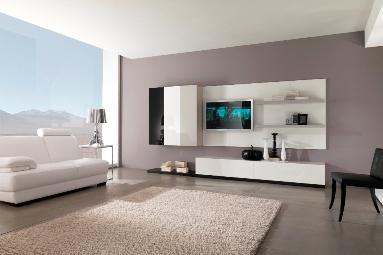 La ditta Giessegi propone questo esclusivo ed eccentrico soggiorno ...