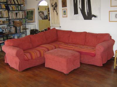 Moderno ed esclusivo divano angolare ikea - Ikea divano angolare ...