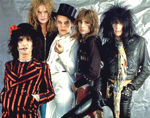 New york dolls commenta