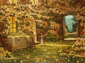 C 39 era un giardino di antonio saliola for Poltrone e sofa sanremo