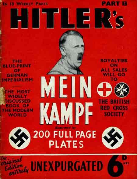 Hitler diventa un fumetto