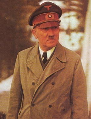 I problemi di vista di Adolf Hitler