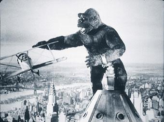 Hitler e la passione per il Cinema. L'amore per King Kong