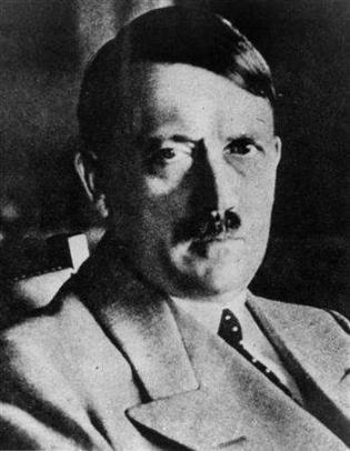 Hitler, i dolci e la carie