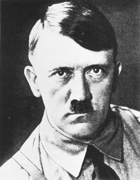 La passione per la pittura di Adolf Hitler