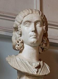 Busto di Giulia Cornelia Paula