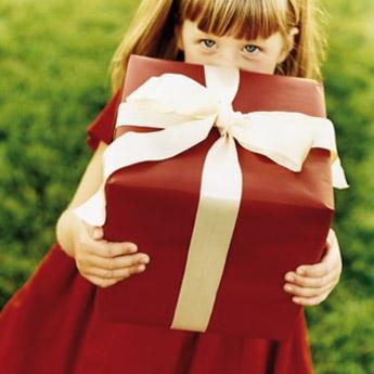 regalo pacco