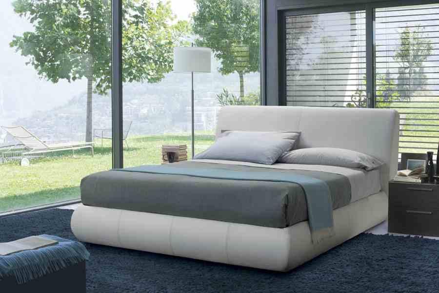 Misura del letto in base alla misura della stanza - Camere da letto bellissime ...