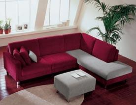 Divano Rosso E Grigio : Colore parete divano rosso di base divano rosso parete di che