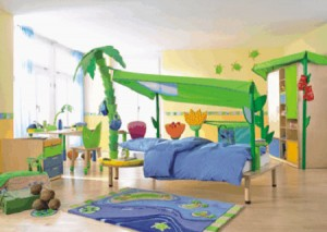 Camerette eco per bambini for Applique cameretta bimbi