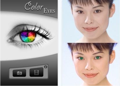 Coloreyes cambia il colore degli occhi - Colore degli occhi diversi ...