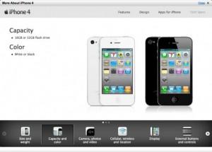 iphone bianco 300x215