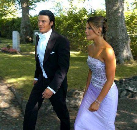 Victoria di Svezia sposa il suo personal training