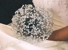 Bouquet Sposa Con Perle.Bouquet Da Sposa Con Le Perline Notizie It