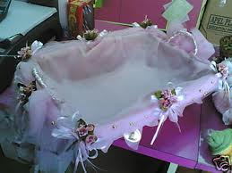 Come decorare un cestino per un matrimonio - Cesti porta bomboniere matrimonio ...