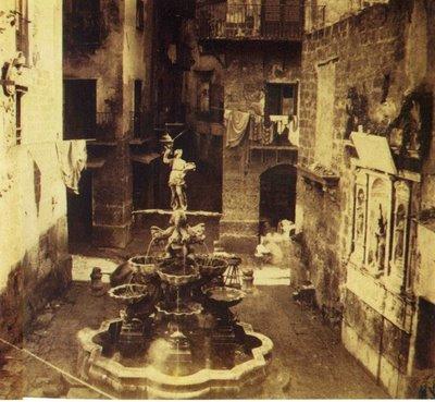 fontana di Piazza del Garraffo