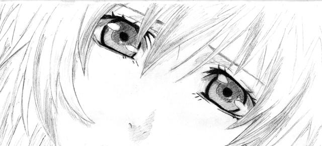Disegnare occhi Anime