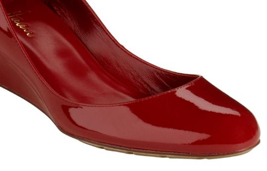 total red cole haan
