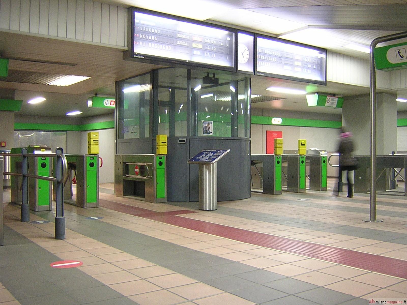 Il passante ferroviario una soluzione sottovalutata per - Passante ferroviario porta garibaldi ...