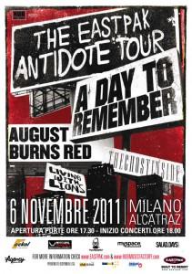 Antidote Tour A4 211x300