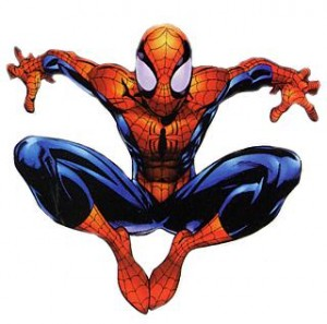 SpidermanSaltando 300x297