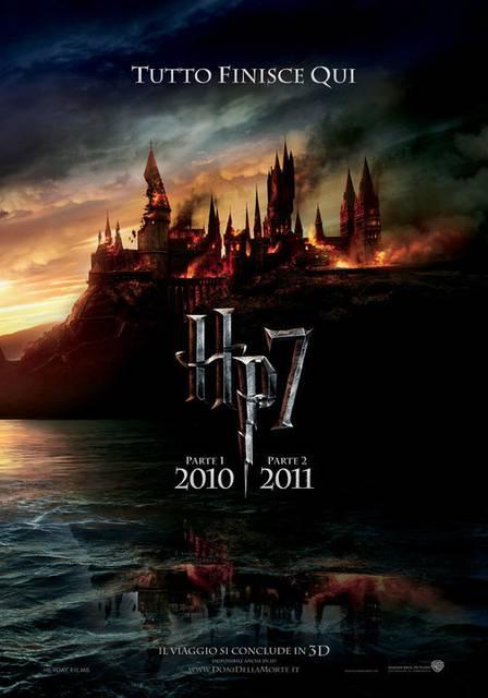 Harry Potter e i Doni della Morte Teaser Poster Italia 01 mid1