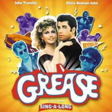grease sing a long cinema agosto2011