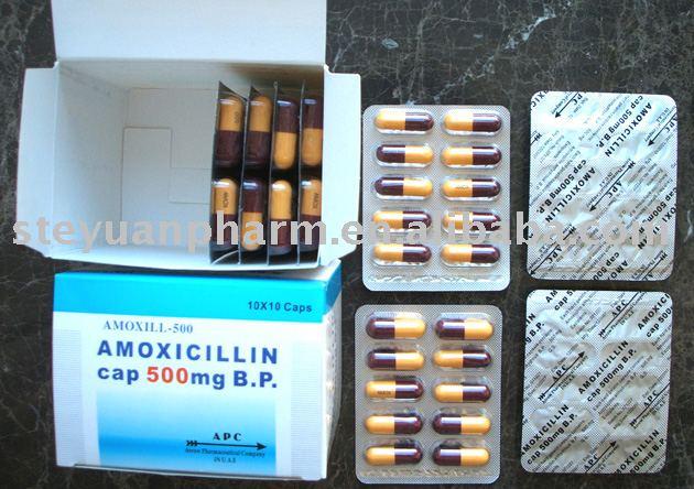 amoxicillina cap 500mg medicine