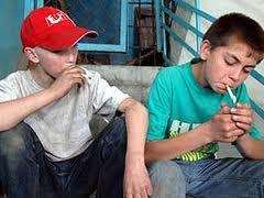 Gli effetti del fumo sugli adolescenti