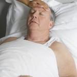 I sintomi di sudorazione notturna negli uomini