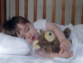 Cause di sudorazione notturna nei bambini