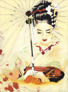 Geisha 221x300
