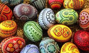 Idee per decorare le uova di pasqua - Uova decorate per bambini ...