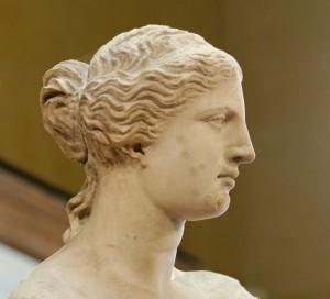Le pettinature femminili nell'Antica Grecia
