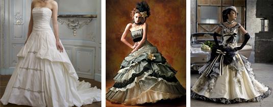 Abiti da sposa stile ottocento