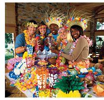 Hawaii Luau Party Ideas 11