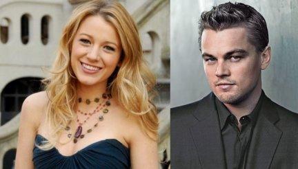 Leonardo di Caprio e di Blake Lively