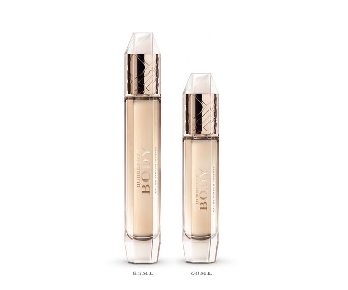 Burberry body il nuovo profumo femminile di burberry for Miglior profumo di nicchia femminile