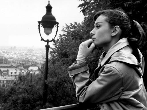 Mostra fotografica, Audrey Hepburn all'Ara Pacis di Roma