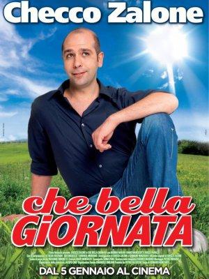 """Streaming """"Che bella Giornata"""". Nuovo film Checco Zalone in trailer"""
