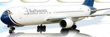 Bluepanorama airlines