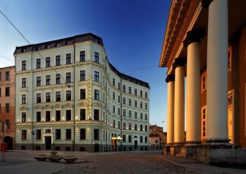 Top 10 Hotel nelle cittá piú trendy dell'Europa dell'Est