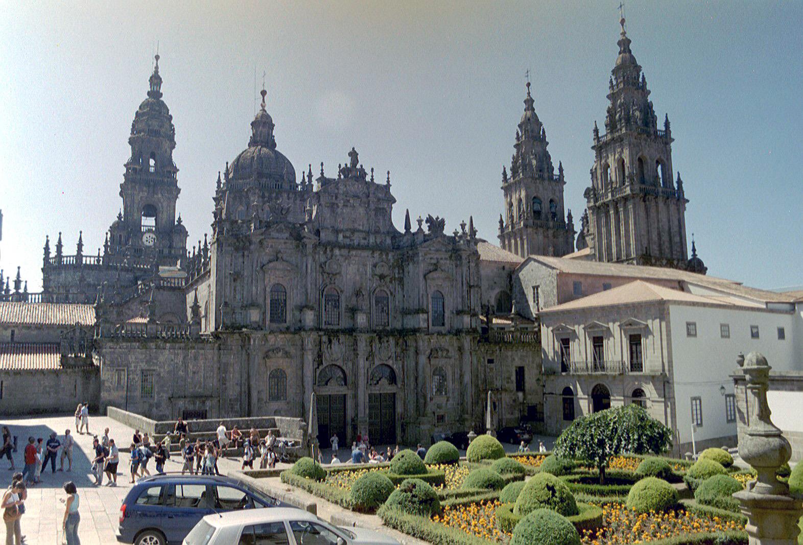 Autunno 2010, in viaggio verso Santiago