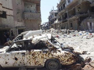 Guerra civile in Siria