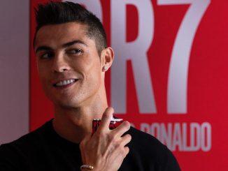 capelli come Cristiano Ronaldo