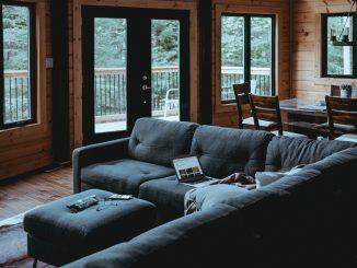 tessuto del divano